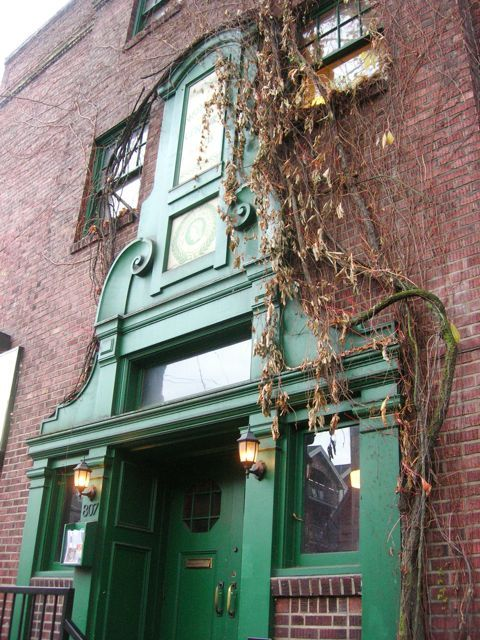 The Harvard Exit, a quirky and haunted movie house up on Capitol Hill, Seattle