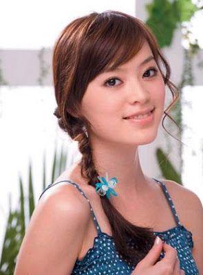 Peinados a la Moda: Peinados de mujer estilo Asiático