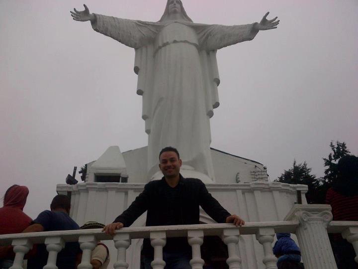 Francisco Saray. El santuario de la Virgen de Guadalupe.