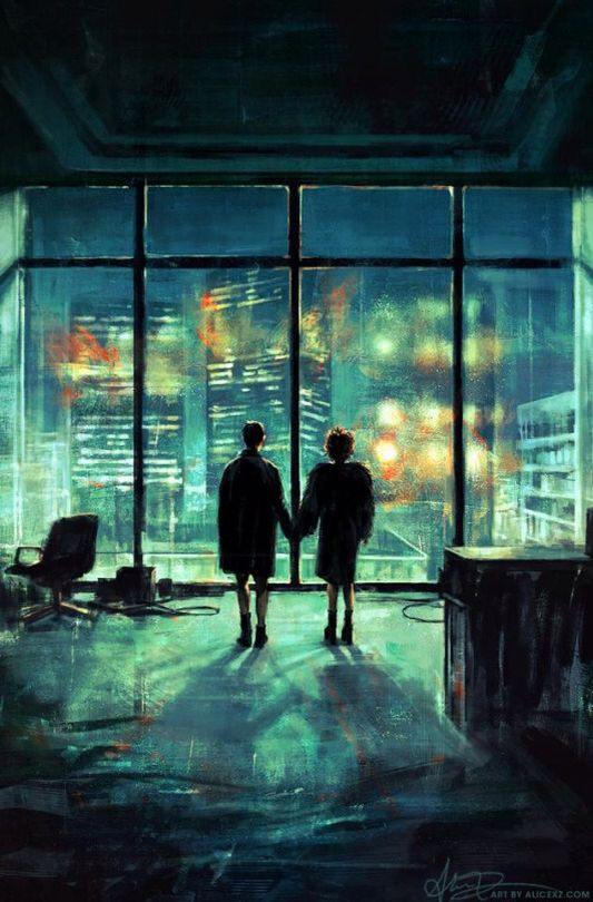 Fight Club Cinematic Moments by ALICE X. ZHANG /