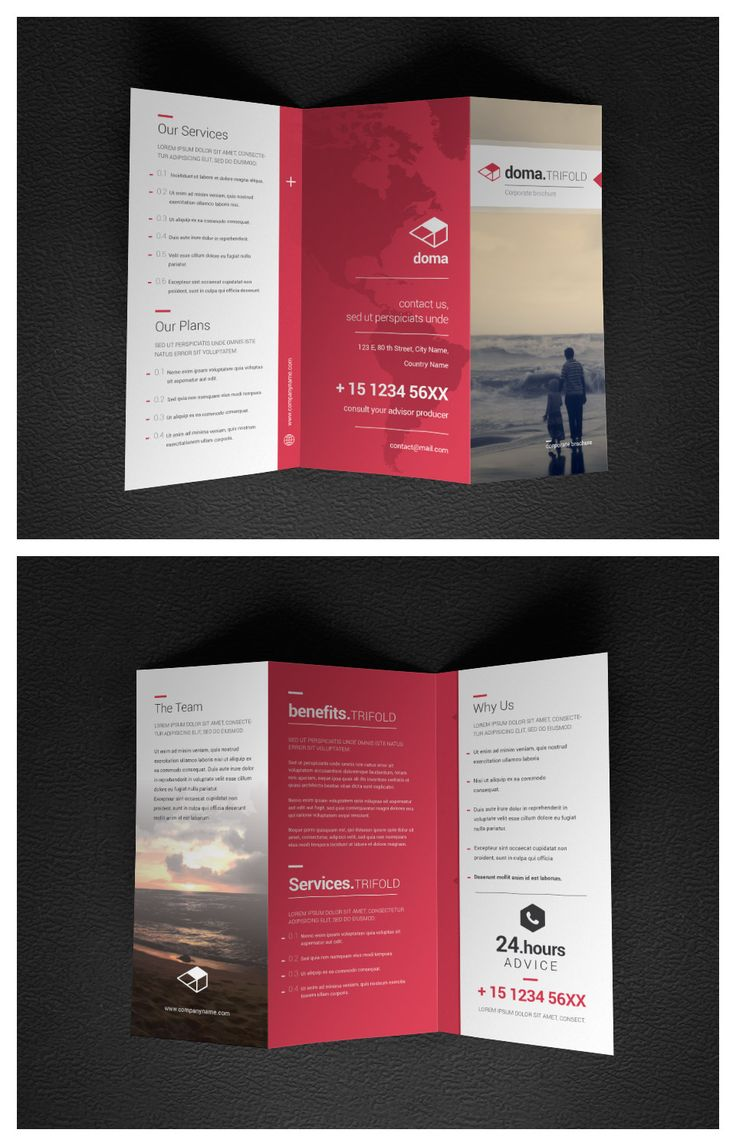 The 25+ best Tri fold brochure design ideas on Pinterest | Leaflet ...