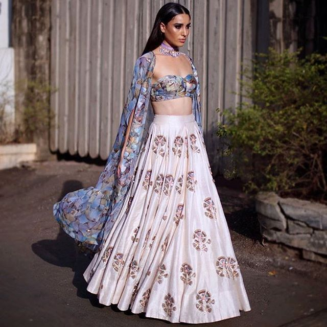 77 best long jacket lehenga images on pinterest bridal for Indian wedding dresses new york