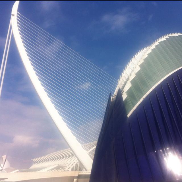 City of Arts and Science, Valencia