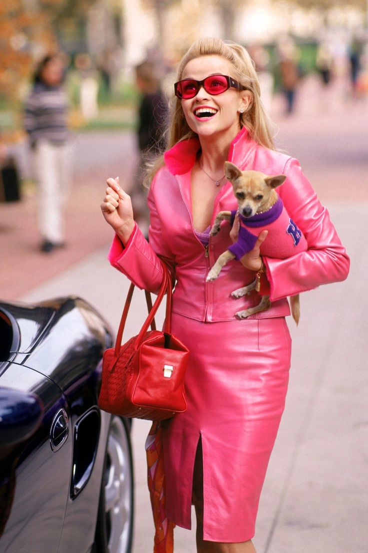 Elle Woods could have been a very different person. Discover how...
