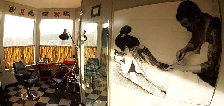 Tattoo Shops in Portland Oregon | TigerLily Tattoo