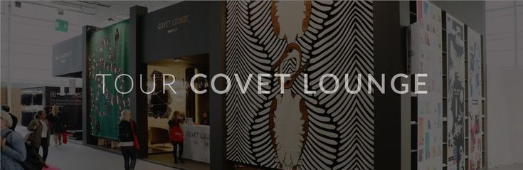 Covet House will be at Maison et Objet'18 with the most luxurious private Lounge at Hall 7 booth- H16 | I15. The Covet lounge is an inspiring place where you can enjoy a true design experience with our specialized team of product specialists and walk through beautiful high-end design creations and its stories while tasting great Portuguese Food. See more cliking on the image.