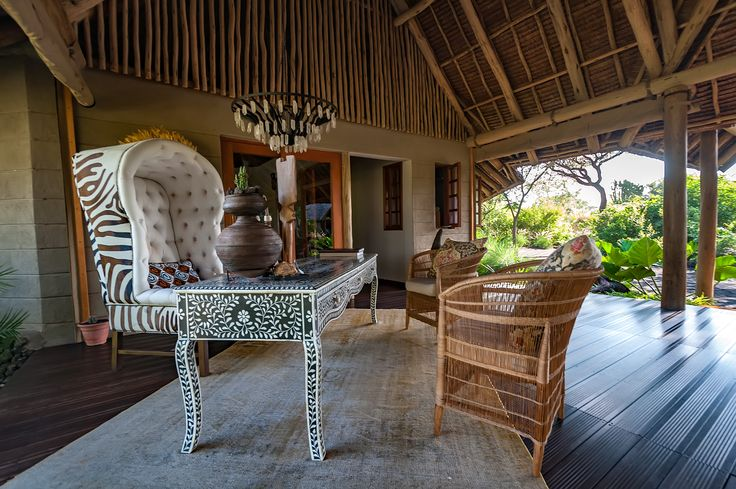 Finch Hattons, #Luxury in the heart of #Kenya's Tsavo - #CitizenFemme