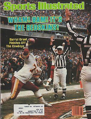 Sports Illustrated - Jan 31, 1983 - Washington Redskins NFC Championship