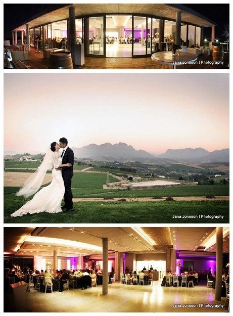 Lauren and Isgaak wedding by Jade' Customised Events ....venue: Landstcap