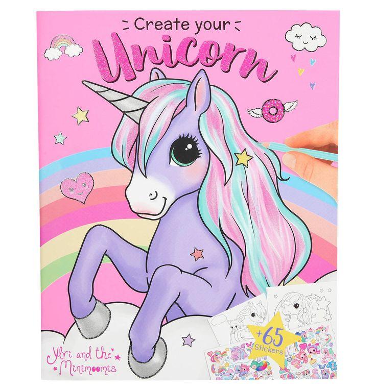 ylvi create your unicorn malbuch  wenn du mal buch