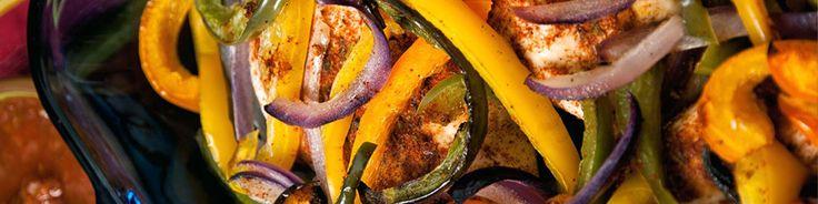 Kip Fajita's In De Oven (Recept)
