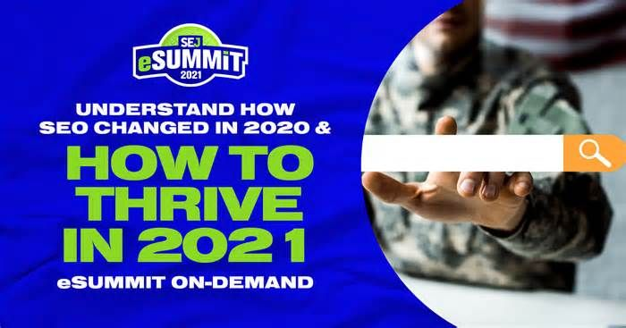 Learn How 2020 Changed Seo To Succeed In 2021 Esummit On Demand Seotool Blogging Blogger Wordpress Linkbuilding Backlink Le In 2021 Seo Tools Seo Link Building
