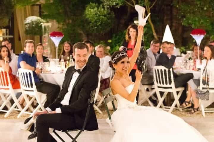 13 jeux pour votre soirée de mariage