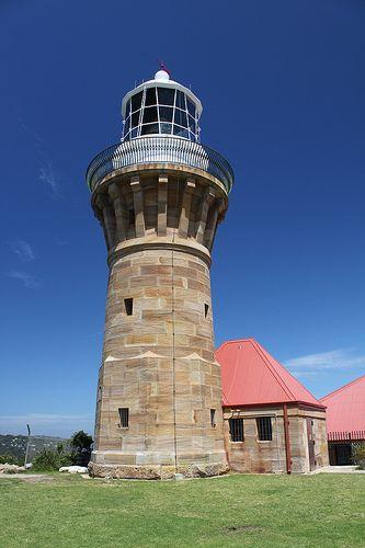 Barrenjoey Head lighthouse [1881 - Palm Beach, New South Wales, Australia]