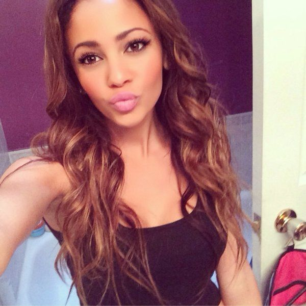 vanessa morgan instagram | Go Back > Gallery For > Vanessa Morgan Instagram