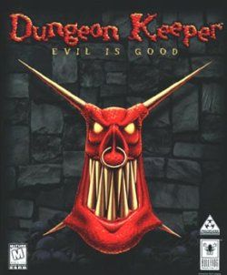 Dungeon Keeper: Ground breaking, hilarious and challenging. The sequel was also pretty darn good. Requirements: Pentium 75 MHz, 16 MB RAM, Windows 95!!!