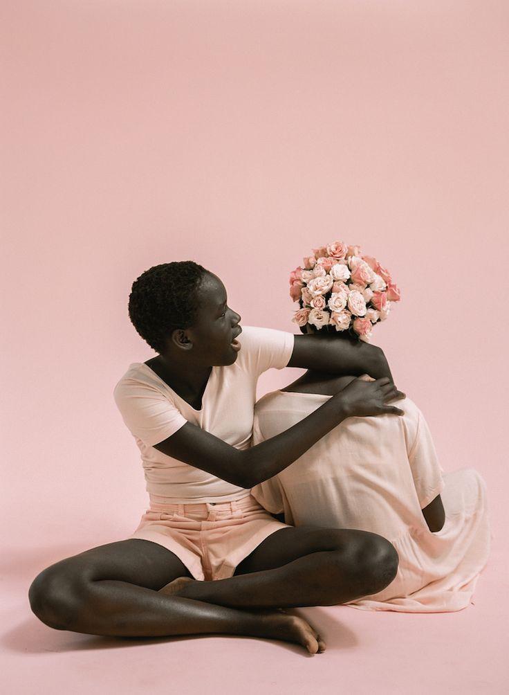 \/\ Pink Color Studies by Carissa Gallo | iGNANT.de