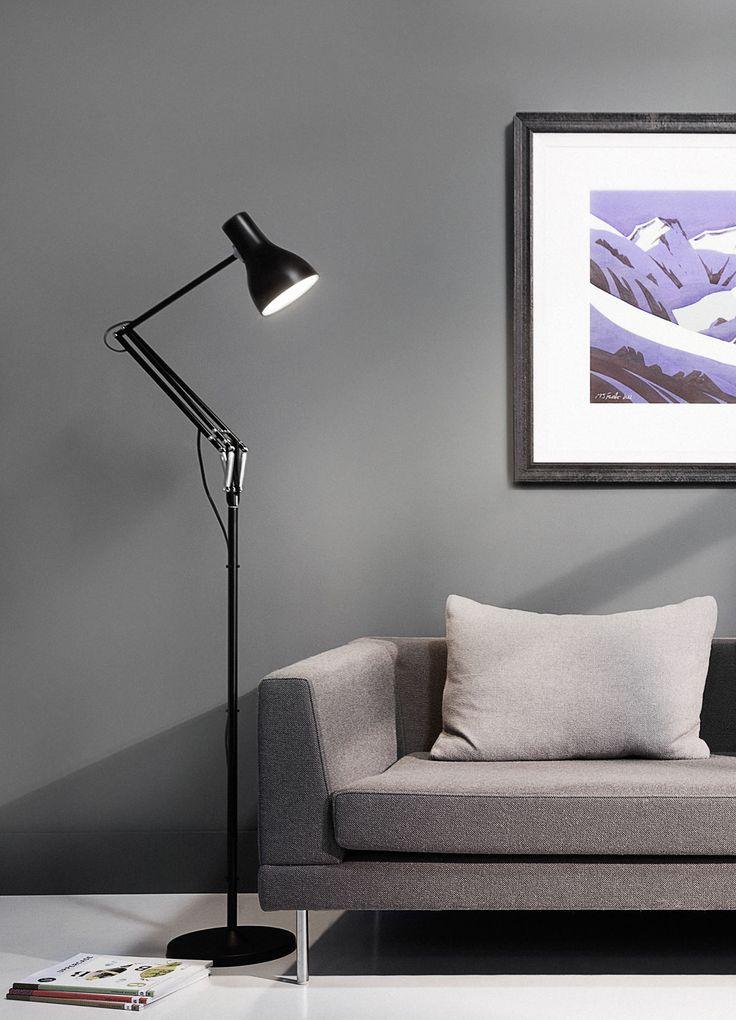 Type 75 floor lamp contemporary floor lampsmodern floor lampsfloor standing lampstask lampshouse