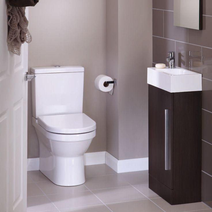 best 20 cloakroom ideas ideas on pinterest toilet ideas. Black Bedroom Furniture Sets. Home Design Ideas