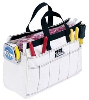 IDEAL - 35-533 Tool Carrier Natural Canvas Tool Bag
