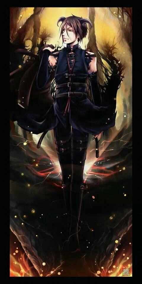 Black Butler   Kuroshitsuji   Sebastian Michaelis   Anime   Manga