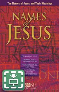 8 best ebooks by rose publishing images on pinterest rose roses names of jesus download make 1 3 copies fandeluxe Gallery