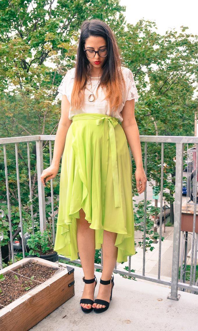 Megan Nielson Cascade skirt