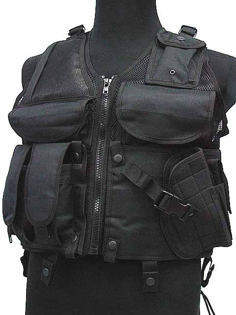 2016 Hot Selling Military Tactical Airsoft Vest Molle Nylon Hunting Vests Combat Paintball Tactical Police Vest #Affiliate