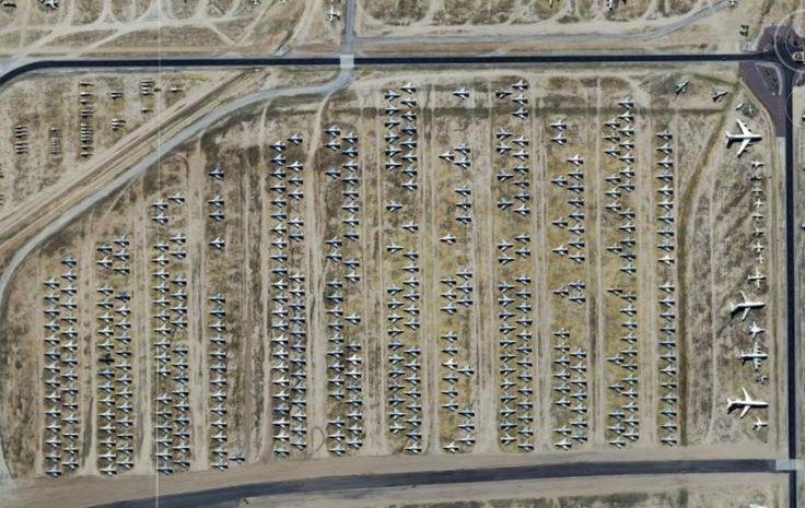 Davis-Monthan Air Force Base, Tucson, AZ, USA:
