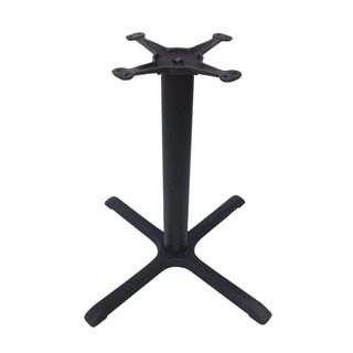 Shop for JI Bases Cast Iron 30-inch 4-prong Restaurant Table Base with 3-inch Column and 13-inch Top Plate. Get free delivery at Overstock.com - Your Online Office Furniture Store! Get 5% in rewards with Club O!