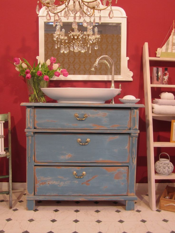 Badmöbel landhausstil blau  Badmöbel Landhausstil Blau | gispatcher.com