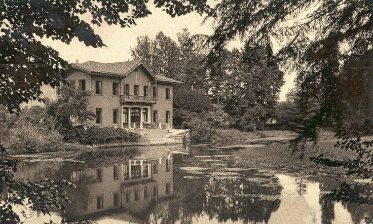 Villa e parco Ponci