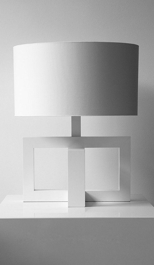Layer Loft Round White by Adje