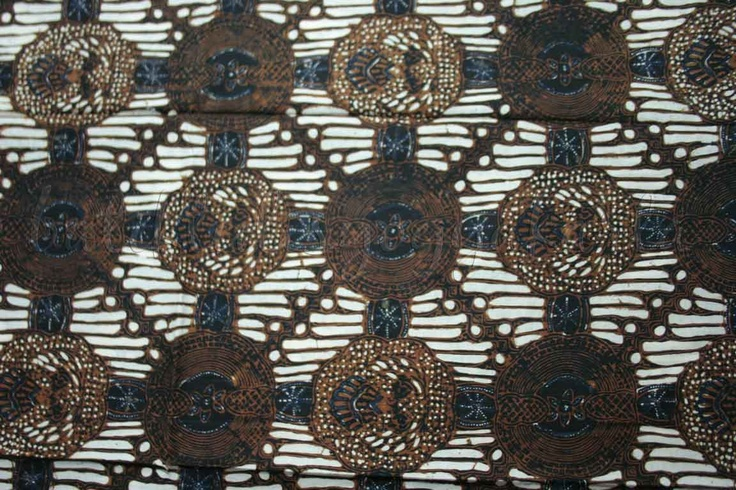 Batik Sogan Yogyakarta Motif Suryaningrat
