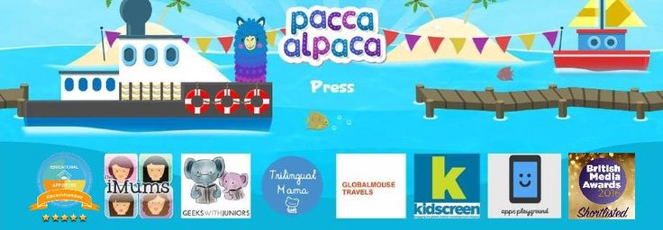 From celebrities to education specialists and parent bloggers, Pacca Alpaca's Press Area is filled with fuzzy family fun. Come check it out! http://bit.ly/FluffyPress
