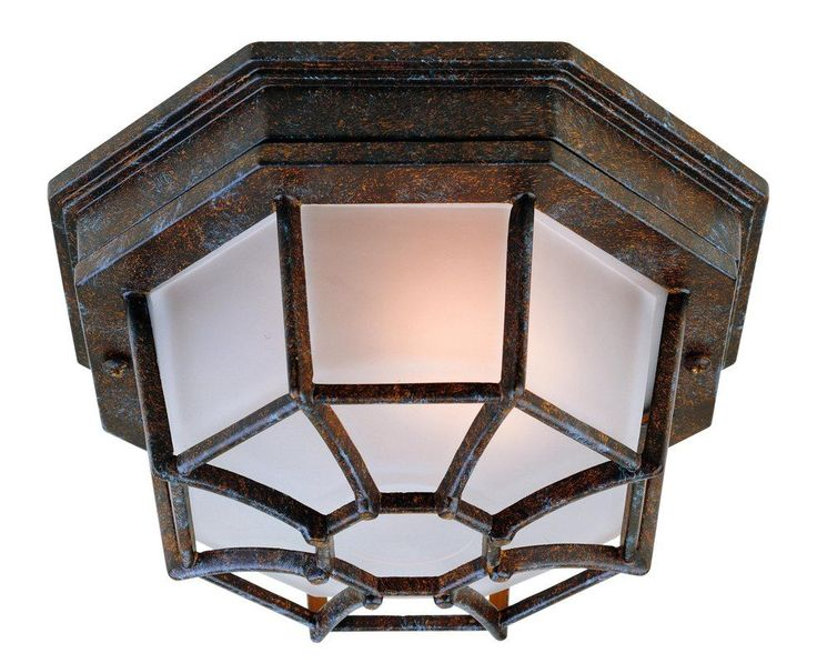 View The Savoy House 5 2066 Craftsman / Mission 1 Light Outdoor Ceiling  Fixture From. Outdoor Flush MountsFlush ...