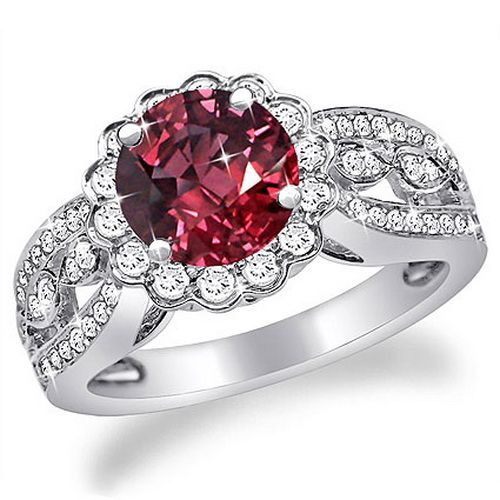 Ruby Wedding Rings Meaning