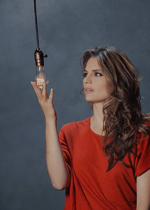 Hello Gorgeous: Stana Katic