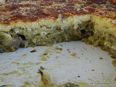 Πίτα καταϊφι με κολοκύθι και φινόκιο