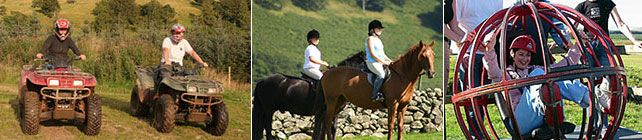 Rookin House Farm Equestrian & Activity Centre - Outdoor Activities in Cumbria - The Lake District