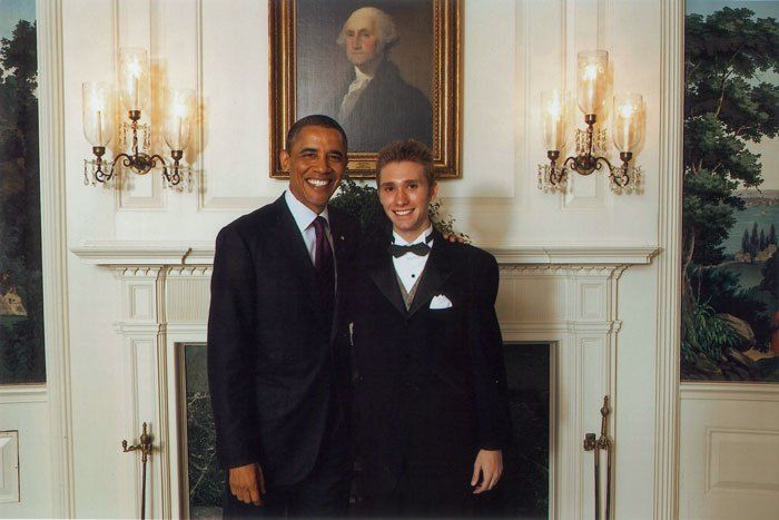 Caleb Laieski met with President Obama in 2011 to fight for #LGBT Youth. Read more about it & Caleb here: https://www.facebook.com/caleblaieski https://en.wikipedia.org/wiki/Caleb_Laieski http://www.latimes.com/science/sciencenow/la-sci-sn-gay-blood-donation-20141113-story.html #gay #LGBT #activist #bullied