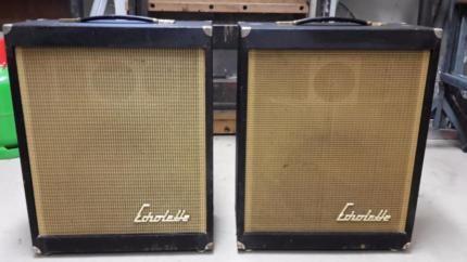 2x Echolette LE 2 Noder LE4 Lautsprecherboxen in Rheinland-Pfalz - Niedererbach | Musikinstrumente und Zubehör gebraucht kaufen | eBay Kleinanzeigen