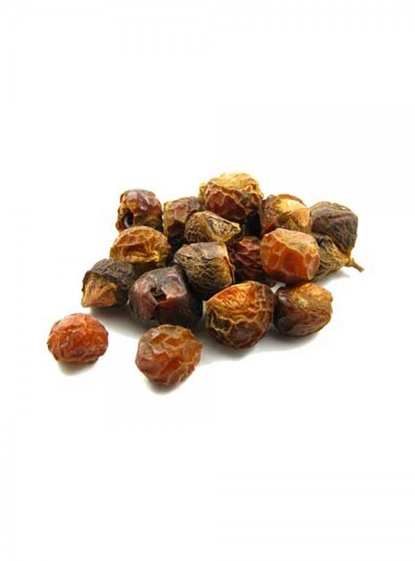 SoapNuts laundry soap nuts are the pods (or nut shells) from the soapnut tree - a natural, organic cleaning product which comes from an entirely renewable source that grows in tropical climates. The soapnut tree is a large deciduous tree with fleshy fruit like a berry. The skin of the berry (the soapnut) contains 12-15% saponin, which is similar to soap and is the active natural cleaning agent. Soap nuts are natural, organic cleaning and are ideal for sensitive skin.  www.ecoangela.com