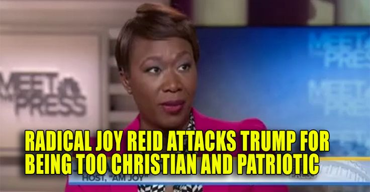 What does the anti-white black nationalist Joy Reid have to say regarding Donald Trump's civility towards Vladimir Putin? Nothing good, as, after all, it's Trump which means she must find fault, and secondarily, his actions favor the American people and not her world Nazi government, another reason why she's going to be dismissive. She wants to impress us that she's intelligent, so she'll be talking a little fast, a means to make it harder to sort out the various elements of bull crap…