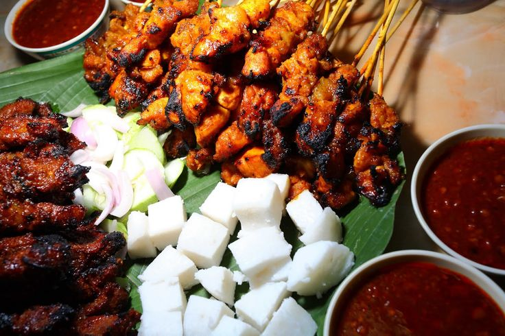Perfect meal for this Ramadhan :0: Satay Chicken, Perfect Meals
