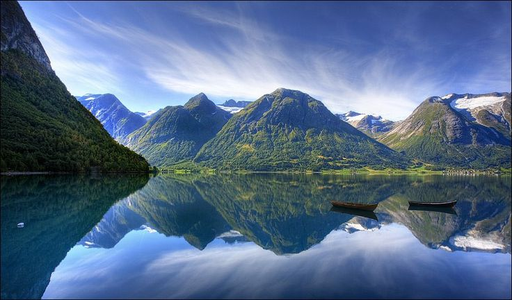 My beautiful country, Norway