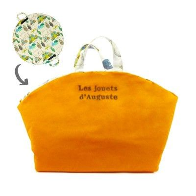 MON TAPIS VOLANT le sac transformable en tapis de jeux nomade pour les enfants ! Pratique et unique, personnalisez le vôtre sur le site!