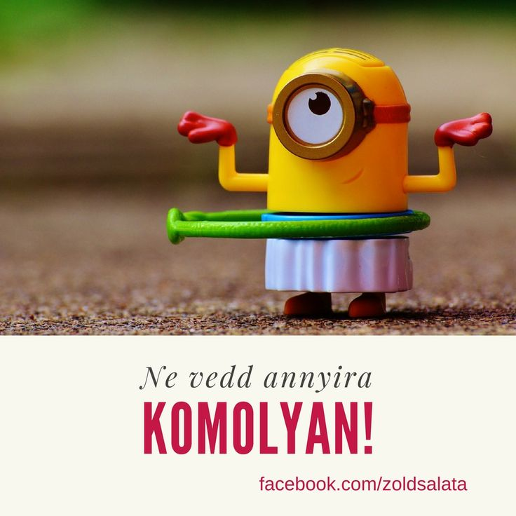 A coachod üzeni. :) ( http://facebook.com/zoldsalata )