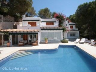 4 bed Villa in Andratx Mallorca