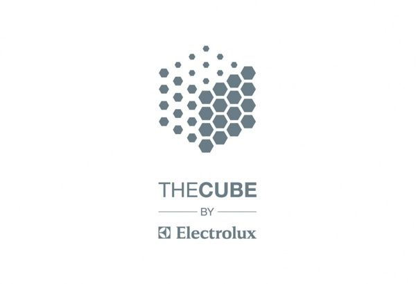 logo / The Cube by Electrolux by studio FM milano